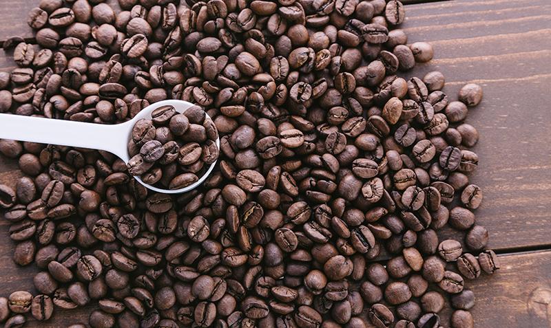 コーヒーの量